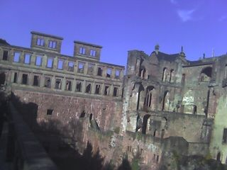 Heidelberg Castle Nov 2010